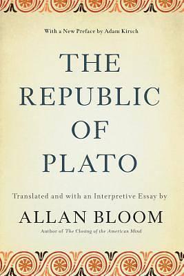 Picture of The Republic of Plato