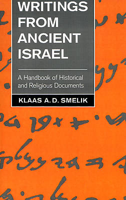 Picture of Writings from Ancient Israel