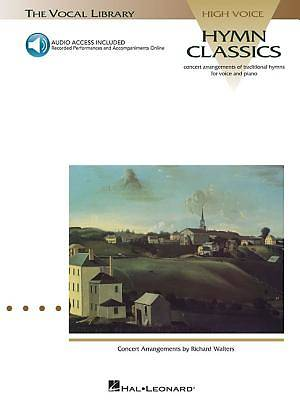 Hymn Classics: High Voice Book With CD