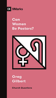 Picture of Can Women Be Pastors?