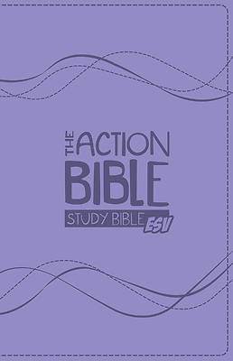 The Action Bible ESV Premium Girls Edition