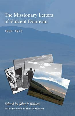 Picture of The Missionary Letters of Vincent Donovan