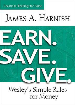 Picture of Earn. Save. Give. Devotional Readings for Home - eBook [ePub]
