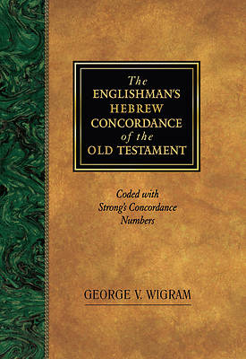Picture of The Englishman's Hebrew Concordance of the Old Testament