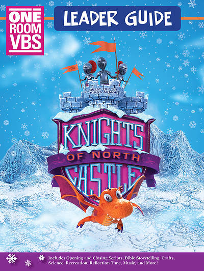 Picture of Vacation Bible School (VBS) Knights of North Castle One Room Leader Guide