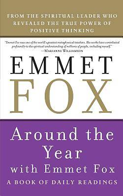 Picture of Around the Year with Emmet Fox