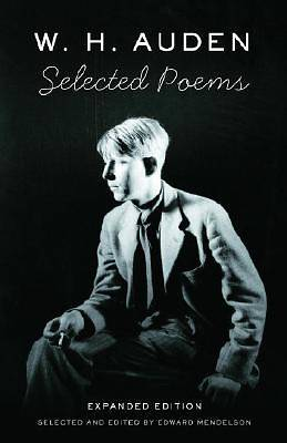 Picture of W H Auden