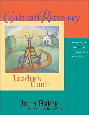 Picture of Celebrate Recovery Leader's Guide