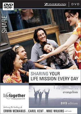 Sharing Your Life Mission Every Day DVD