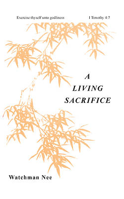Living Sacrifice