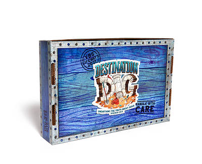 Picture of Vacation Bible School VBS 2021 Destination Dig Unearthing the Truth About Jesus Kids Starter Kit