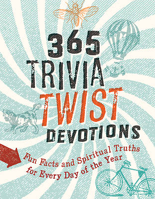 Picture of 365 Trivia Twist Devotions