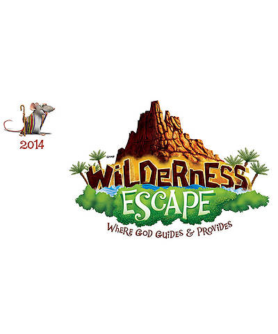 Group VBS 2014 Wilderness Escape Iron-On Transfers 10pk