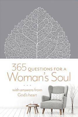 Picture of 365 Questions for a Woman's Soul