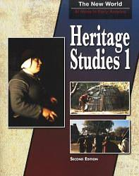 Heritage Studies 1 Student Text 2nd Edition
