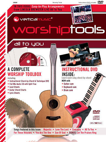 Vertical Worship Tools-All to You ALive