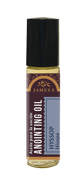 Picture of James 5 Hyssop Roll On Anointing Oil - 1/3 oz.