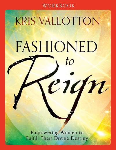 Picture of Fashioned to Reign Workbook