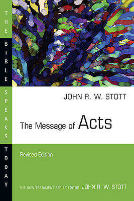 Picture of The Message of Acts