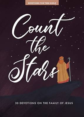 Picture of Count the Stars - Teen Girls' Devotional, 9