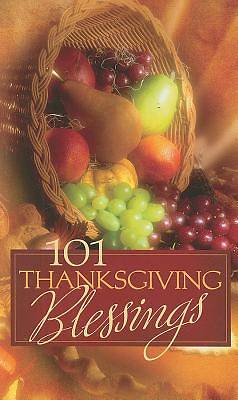 Picture of 101 Thanksgiving Blessings