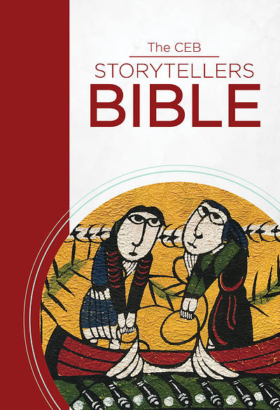 Picture of The CEB Storytellers Bible