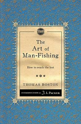 Picture of The Art of Man-Fishing
