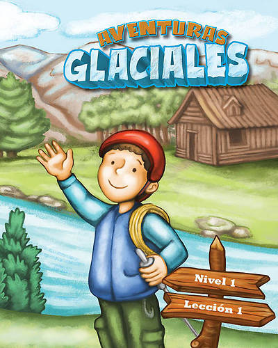 Concordia VBS 2013 Aventuras Glaciales (Cool Adventures) Spanish Level 1 Leaflets (pkg5 )