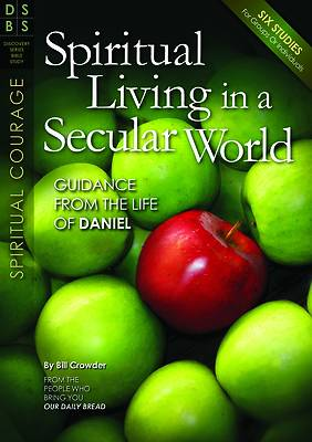 Picture of Spiritual Living In a Secular World Bible Study Guide