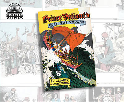 Picture of Prince Valiant's Perilous Voyage (Library Edition)