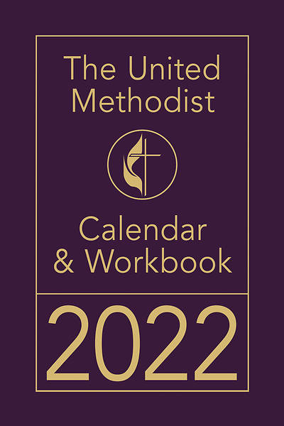 Picture of The United Methodist Calendar & Workbook 2022