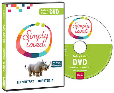 Picture of Simply Loved Q2 Elementary Teaching DVD