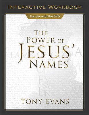 Picture of The Power of Jesus' Names Interactive Workbook