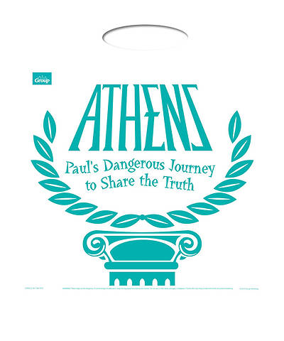Group VBS 2013 Athens Oikos Tote Bags (pkg. of 10)