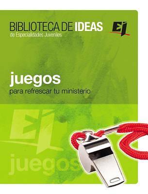 Picture of Juegos Para Refrescar Tu Ministerio