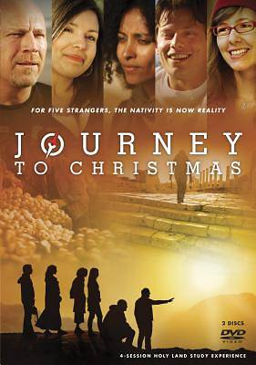 Journey to Christmas DVD