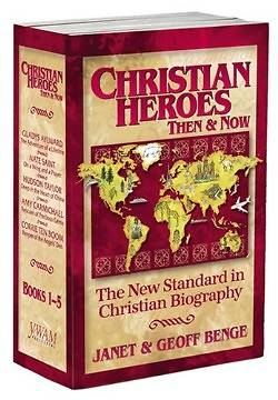 Picture of Christian Heroes Gift Set (1-5)