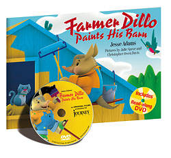 Picture of Farmer Dillo Paints His Barn [With DVD]