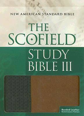 The Scofield Study Bible III New American Standard Bible
