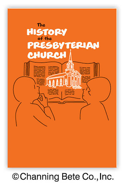 Picture of The History of The Presbyterian Church