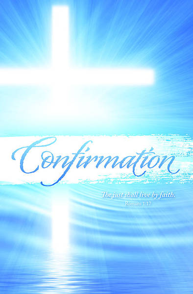 Confirmation Bulletin, Regular (Package of 100)