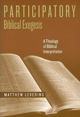 Picture of Participatory Biblical Exegesis