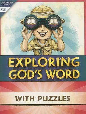 Exploring Gods Word with Puzzles