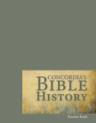 Picture of Concordia's Bible History Teacher Book
