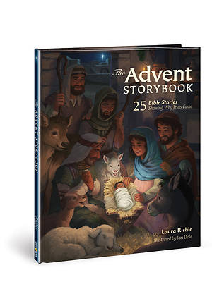 Picture of The Advent Storybook