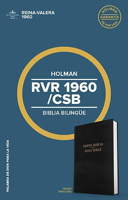 Picture of Rvr 1960/CSB Biblia Bilingue, Tapa Dura