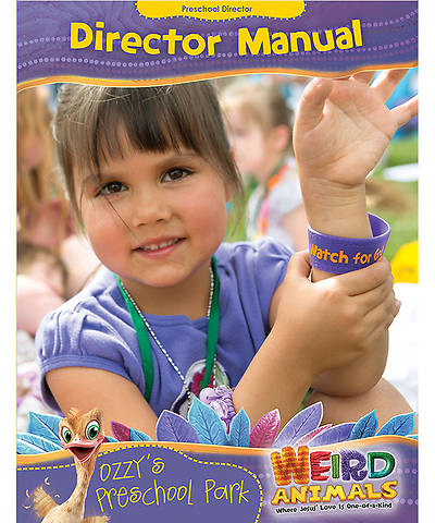 Group VBS 2014 Weird Animals Ozzys Preschool Park Director Manual