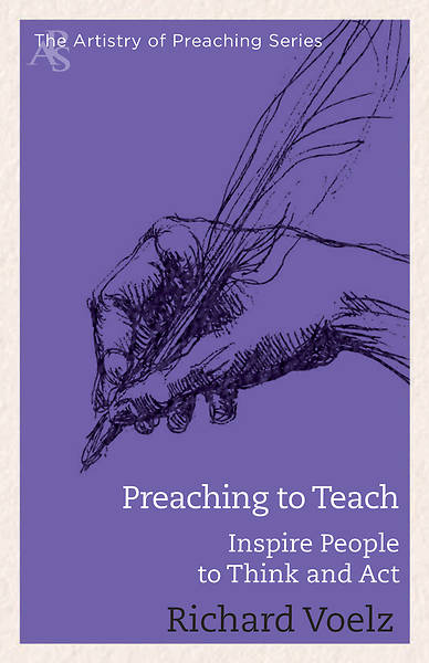 Picture of Preaching to Teach - eBook [ePub]
