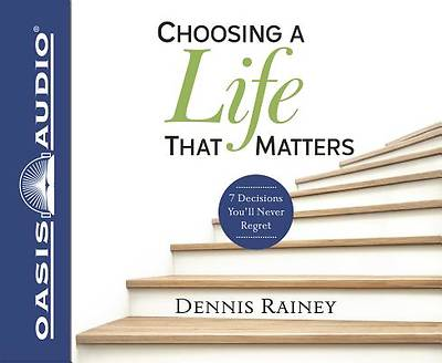 Picture of Choosing a Life That Matters (Library Edition)