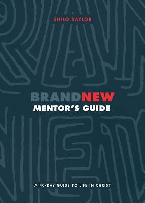 Picture of Brand New Mentor's Guide
